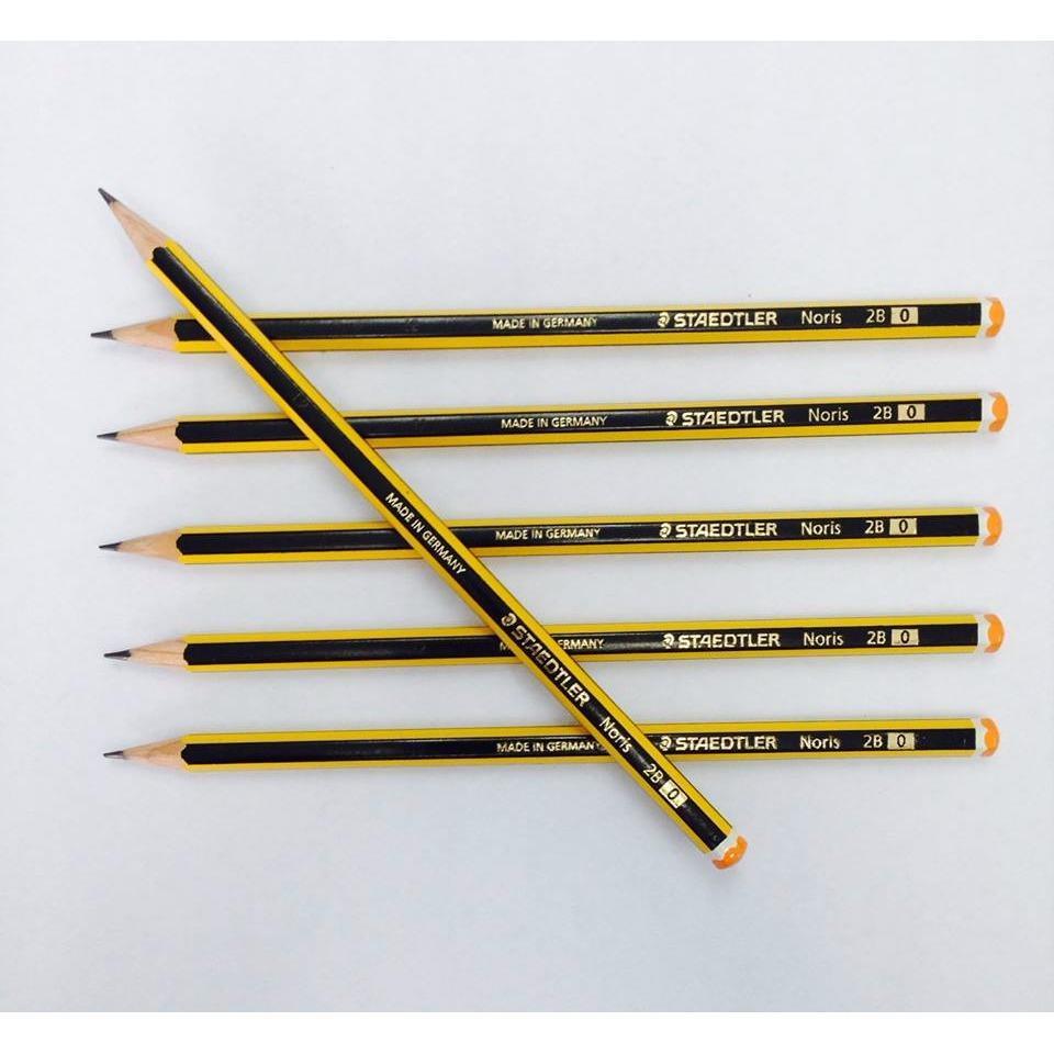Mua Hộp bút chì đức 2b staedtler 12 cây
