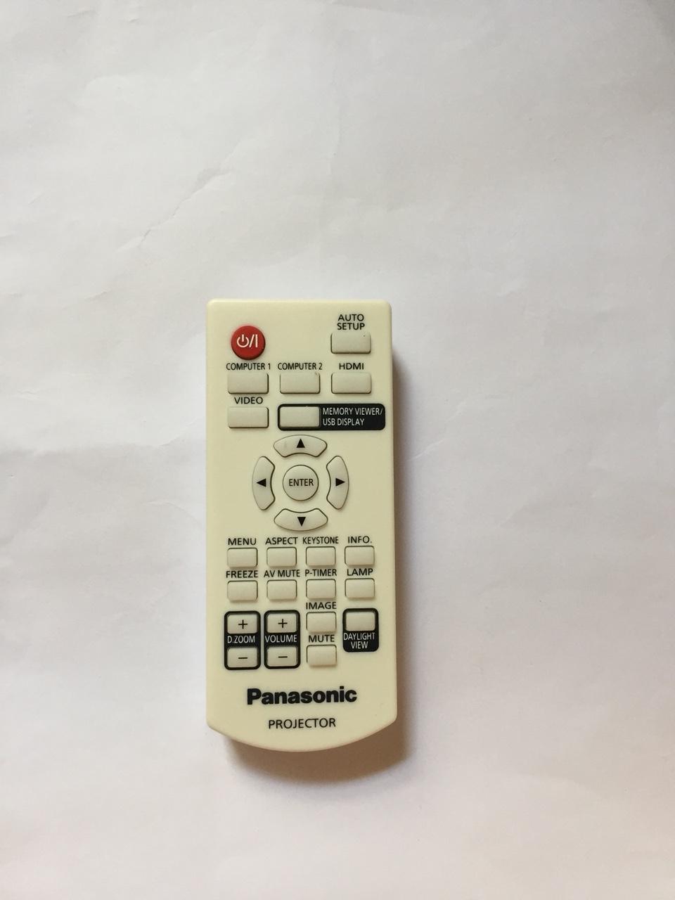 Bảng giá Điều khiển máy chiếu Panasonic