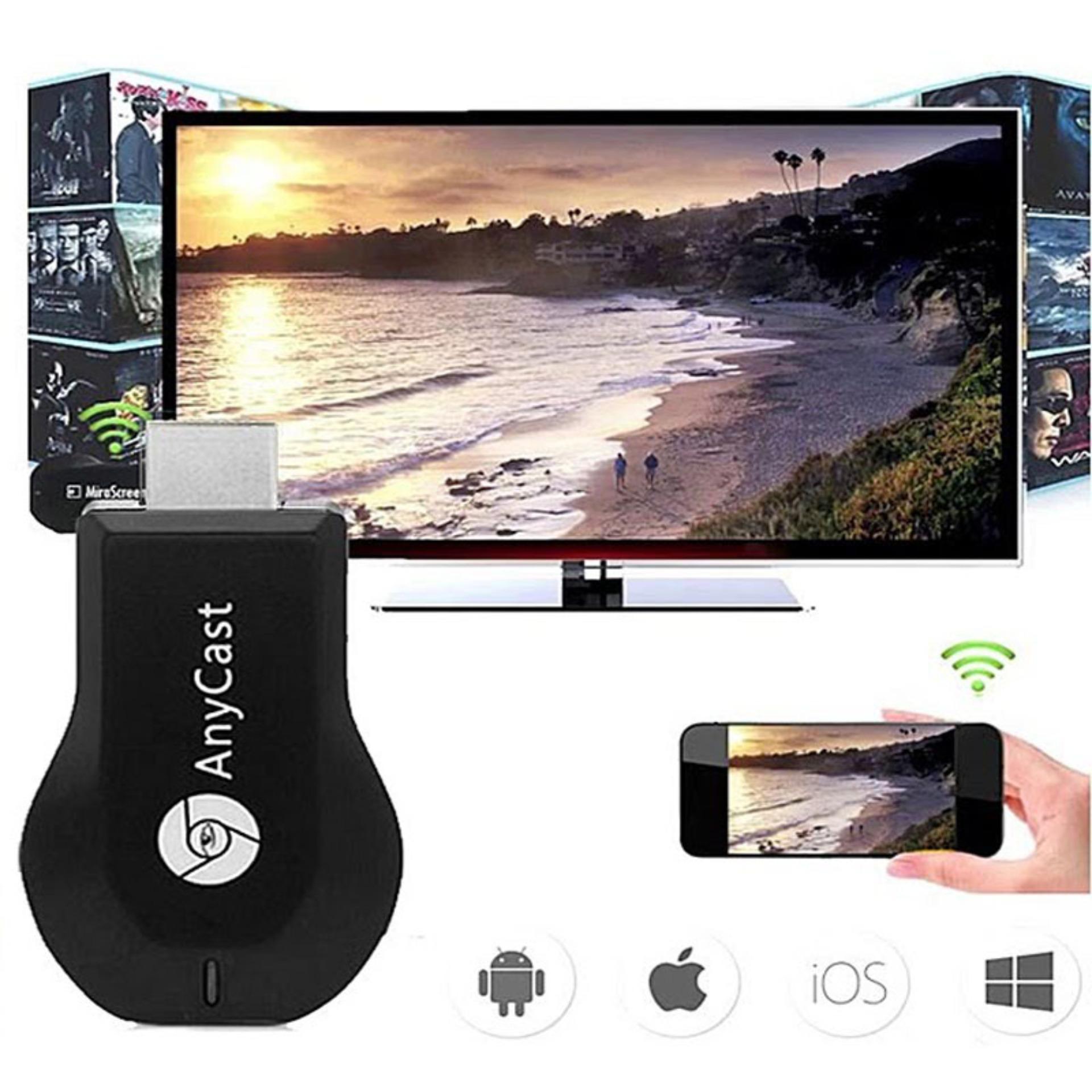 Hình ảnh Kết Nối Điện Thoại Với Tivi Sony Bravia, Kết Nối Điện Thoại Với Tivi Tcl, Mua Ngay Thiết Bị Kết Nối Hdmi Không Dây Anycast M2 Plus, Truyền Dữ Liệu Cực Nhanh, Giảm Giá Sốc 50%