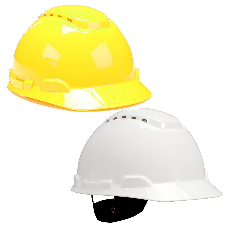 Mũ Bảo hộ 3M H-701V | mũ bảo hộ lao động nhập khẩu từ mỹ | mũ bảo hộ công trường | Mũ kĩ sư | mũ bảo hộ có lỗ thoáng khí | mũ bảo hộ 3M