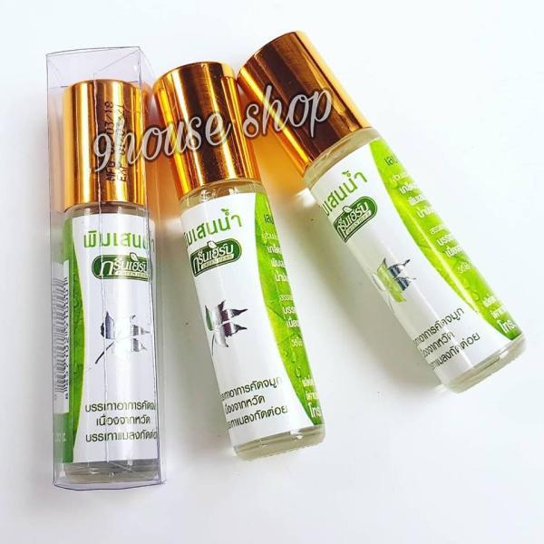 Dầu Nóng Eucalyptus Green Herb Thái Lan (khuynh diệp) 8ml nhập khẩu