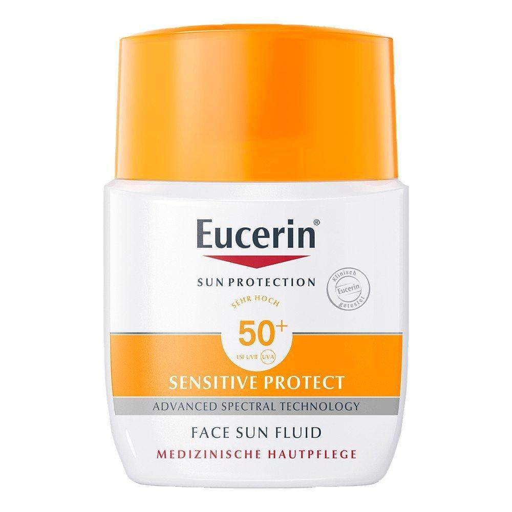 Eucerin Kem chống nắng Sun Fuild SPF 50+ 50ml
