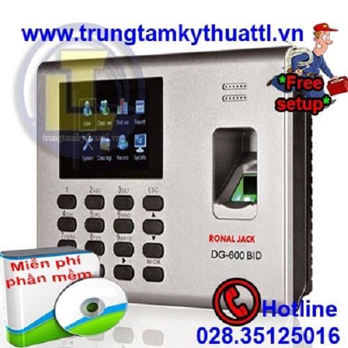 Giá Bán May Chấm Cong Van Tay Va Thẻ Cảm Ứng Ronald Jack Dg 600Bid Trực Tuyến