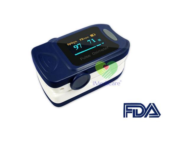 Nơi bán Máy đo nồng độ oxy trong máu iMedicare iOM A5