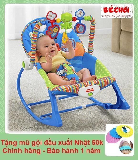 Ghế Rung Fisher Price Màu Xanh Cho Bé Y4544 Giá Tiết Kiệm Nhất Thị Trường