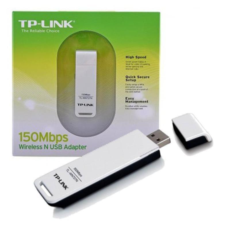 Hình ảnh USB THU SÓNG WIFI TP-LINK TL WN727N CHO PC