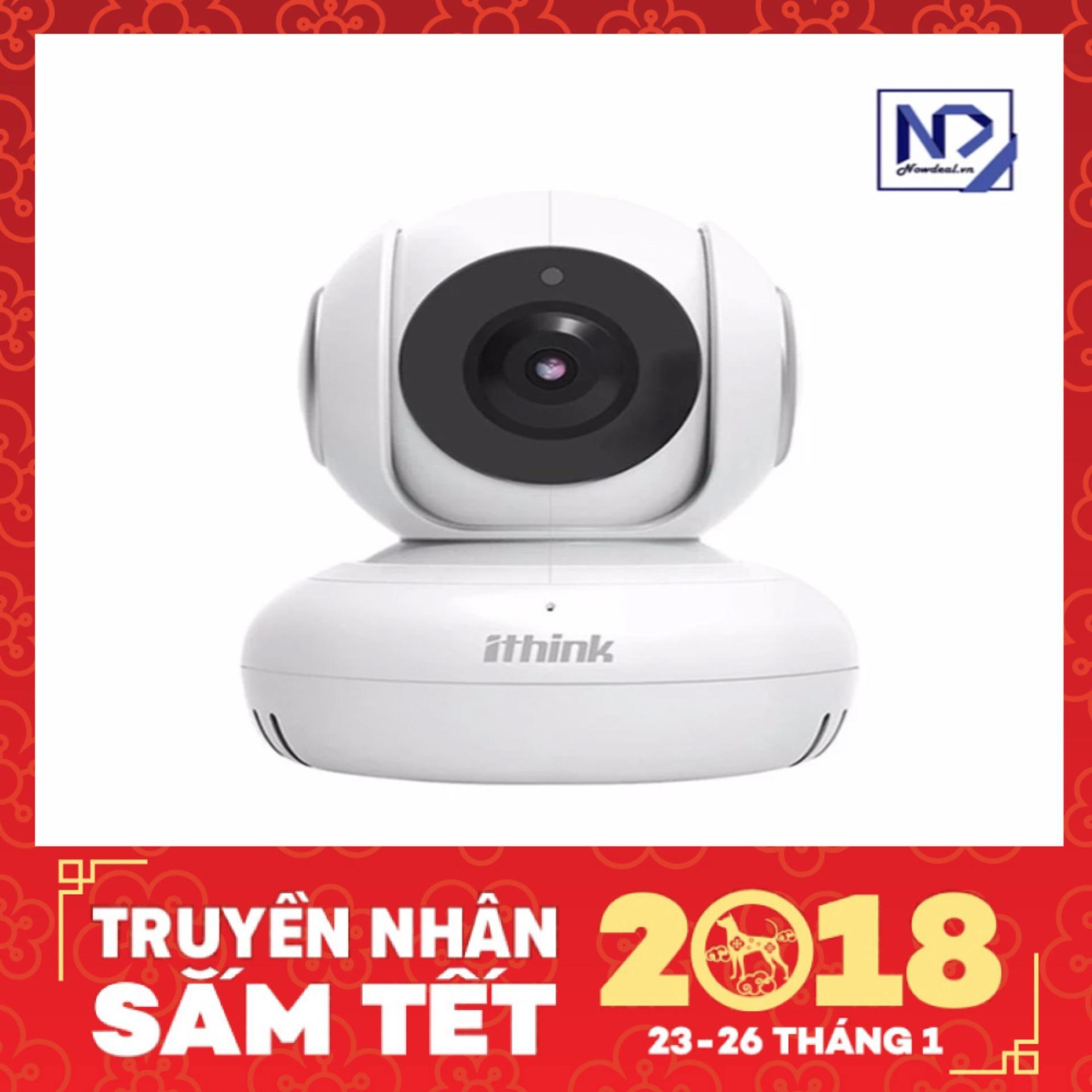 Camera Xoay 360 Độ Wifi Y1 Hd ..