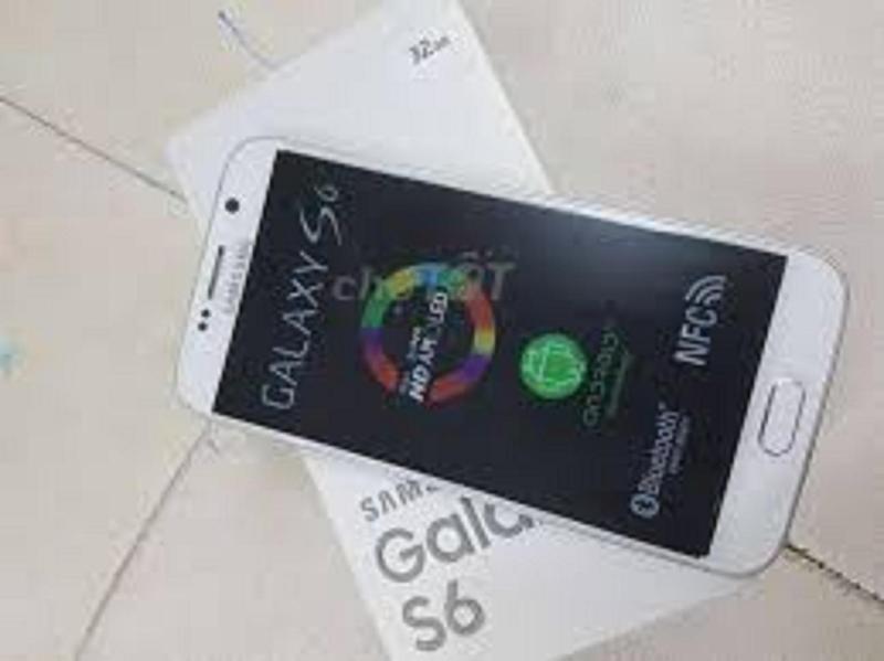 Điện Thoại Samsung Galaxy S6 (Nhiều màu) chính hãng