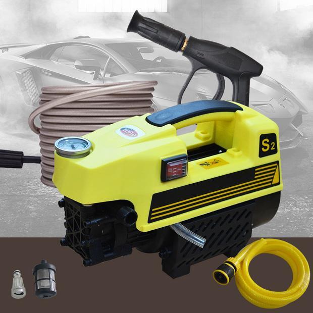 Máy bơm rửa xe áp lực cao Zento BM-S2