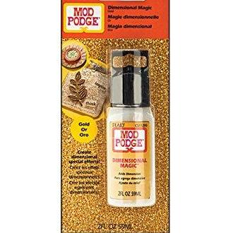 Keo Dán Trang Trí Mod Podge Dimensional Magic 59 ml