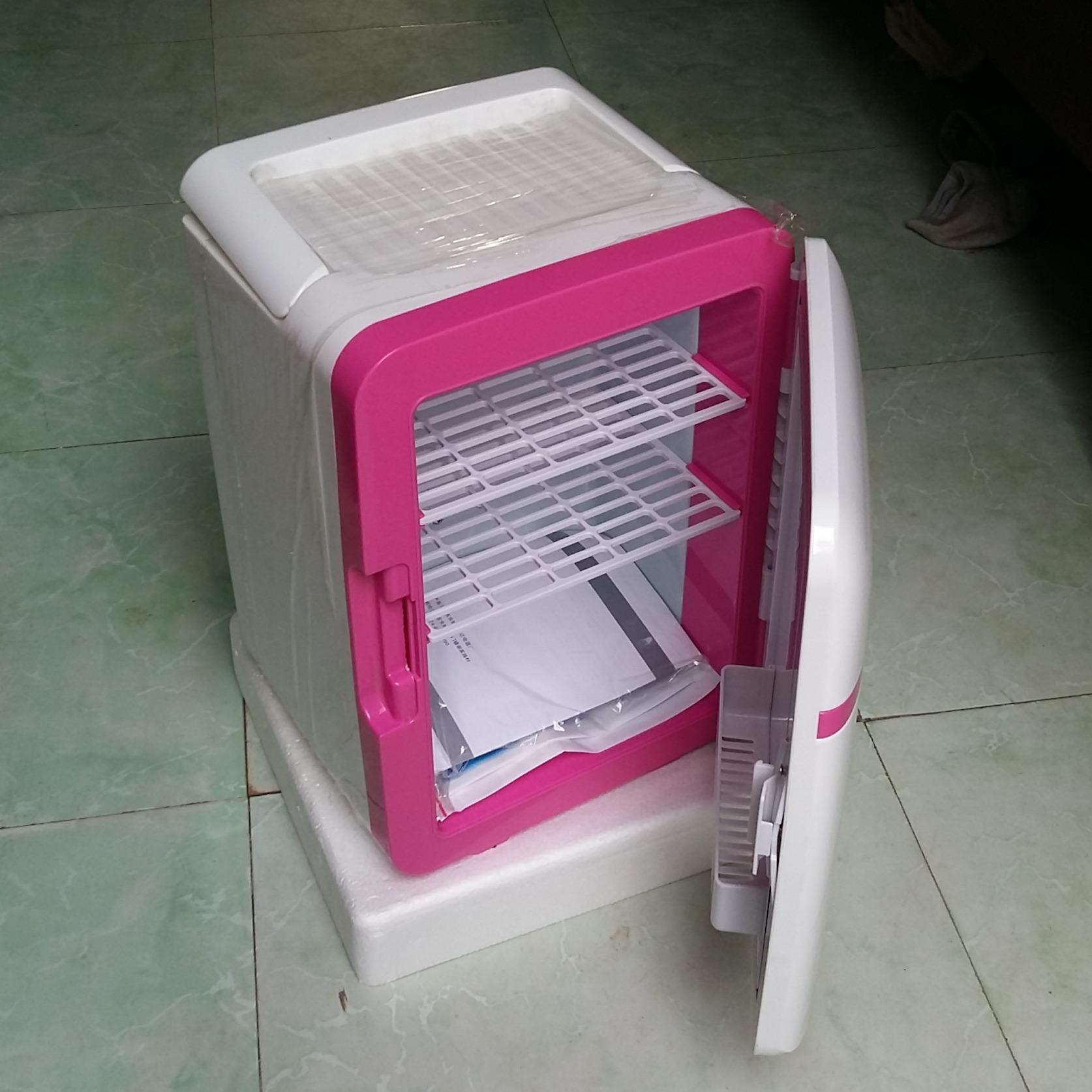 Tủ Lạnh Mini Trên Xe Hơi Và Gia Đình 10L