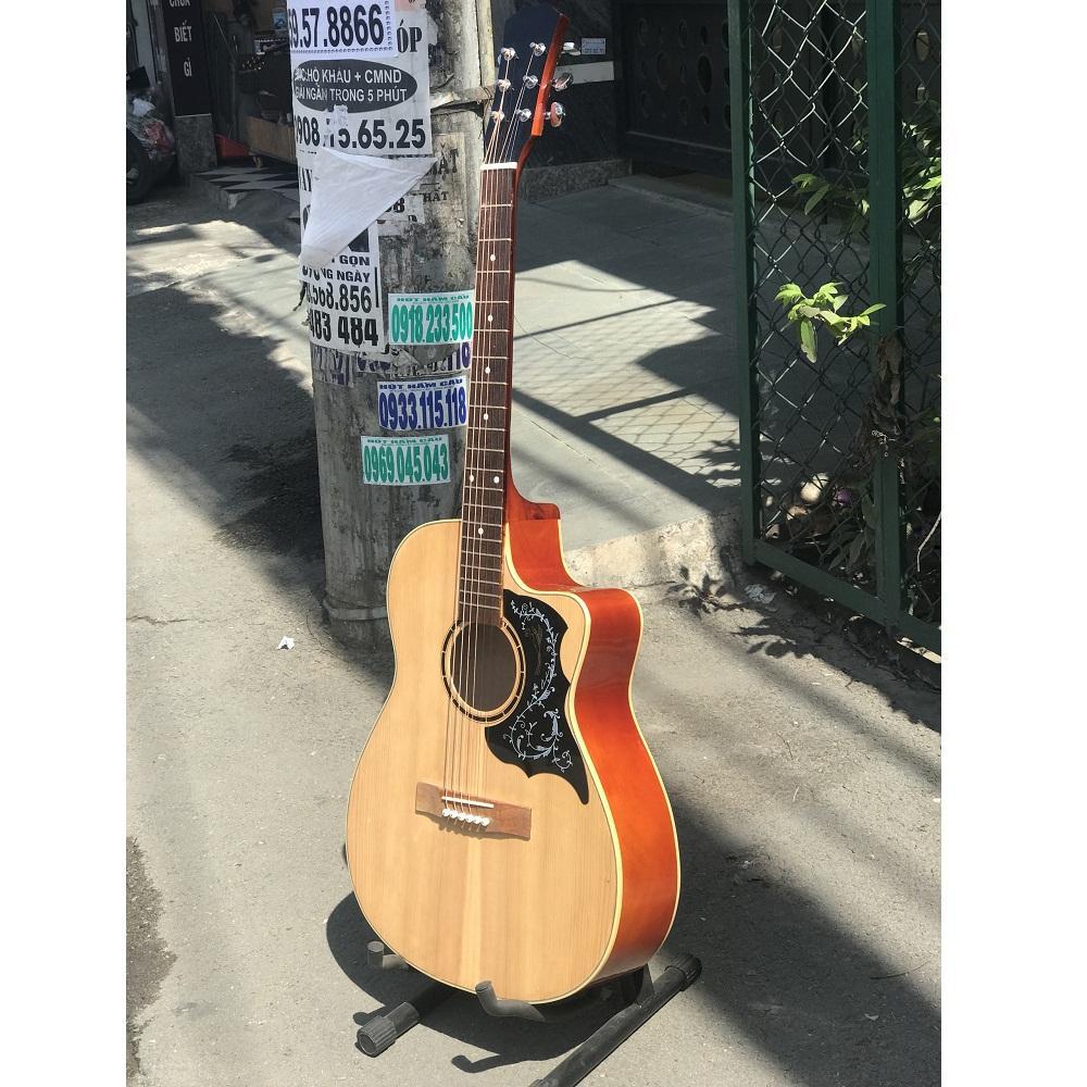 Đàn guitar có ty chỉnh cần GV850