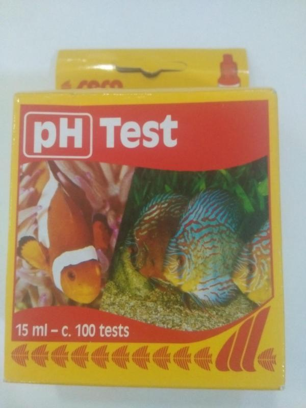 Bộ test pH