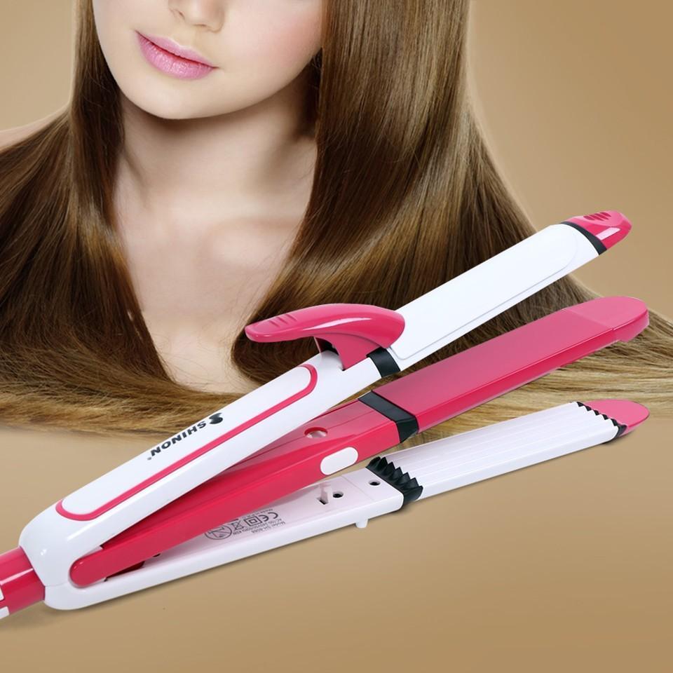 Máy uốn tóc SHINON 4in1 hàng cao cấp  nhập khẩu