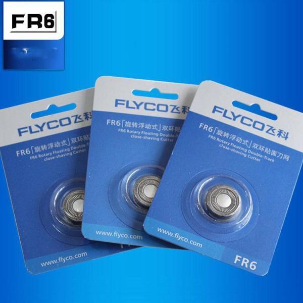 Lưỡi dao cạo râu Flyco FR6