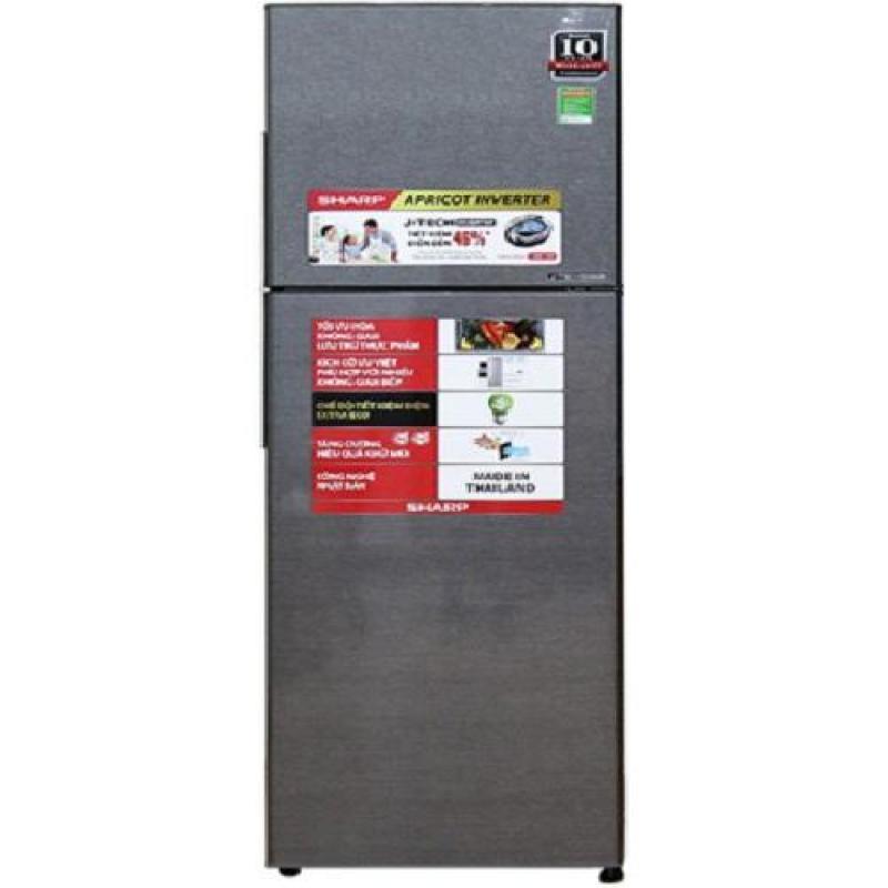 Tủ lạnh Sharp Inverter 271 lít SJ-X281E-DS / SL