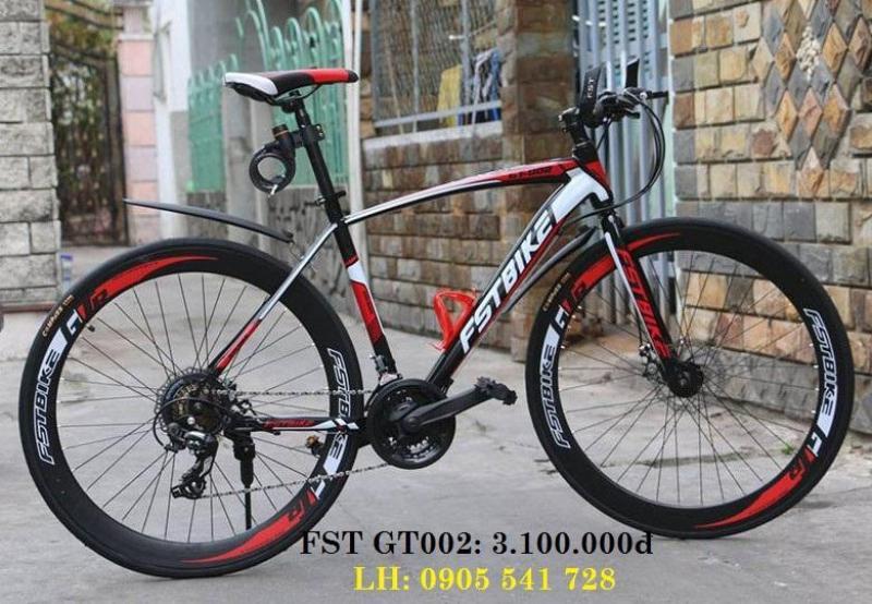 Phân phối FST GT002 xe đạp nhập khẩu từ Thái Lan