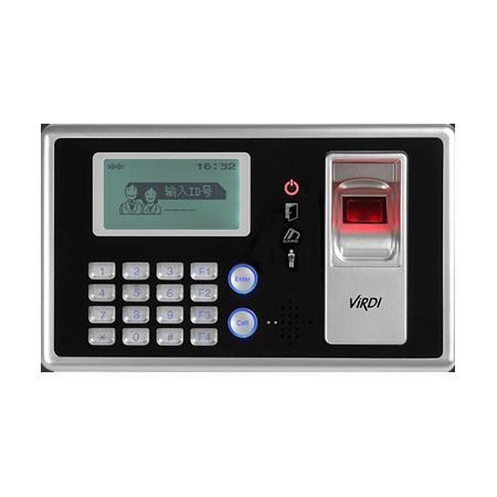 VIRDI AC-4000 Máy chấm công kiểm soát ra vào dùng vân tay và thẻ từ