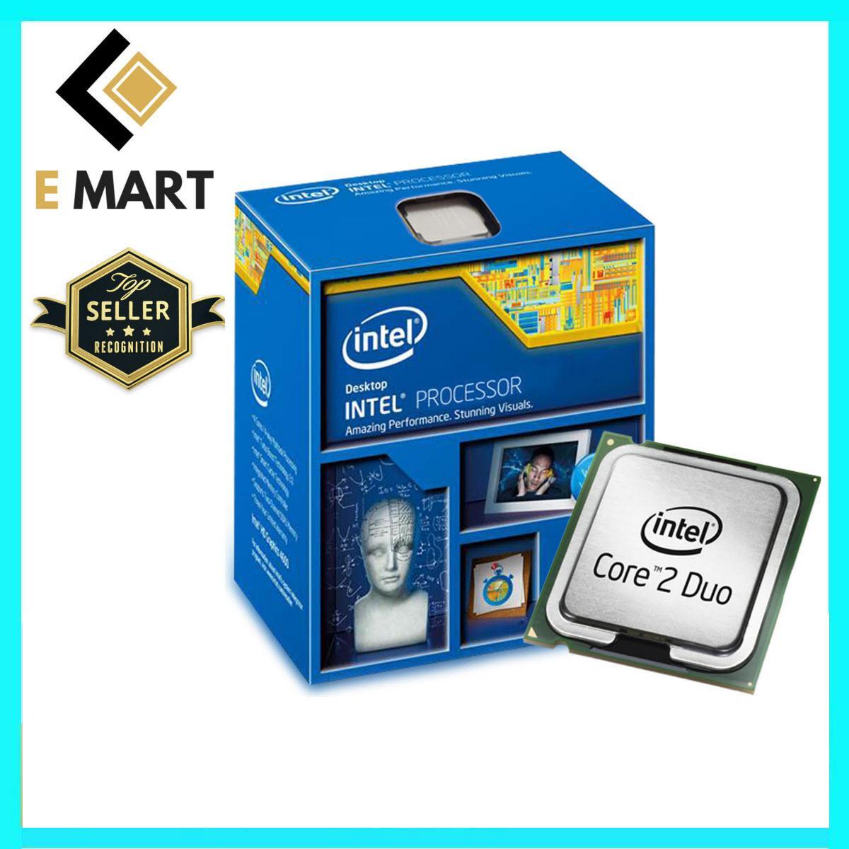 Bộ vi xử lý Intel CPU Core 2 Duo E8300 ( 2 lõi - 2 Luồng) Chất Lượng Tốt - Hàng Nhập Khẩu
