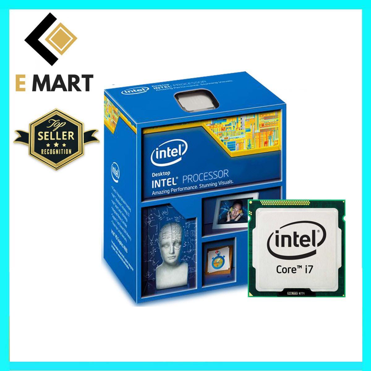 Bộ vi xử lý Intel CPU Core I7 2600S (4 lõi - 8 luồng) Tiệt Kiệm Điện Chất Lượng Tốt - Hàng Nhập Khẩu