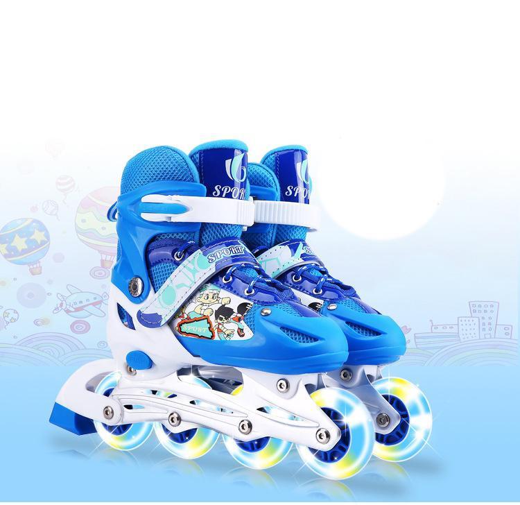 Giày trượt Patin Sports size đa năng (37-42) cho bé trên 11 tuổi