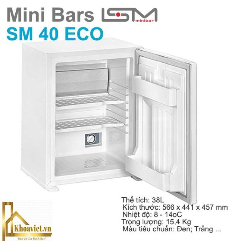 MiniBar- Tủ Mát ISM (SM 40ECO)