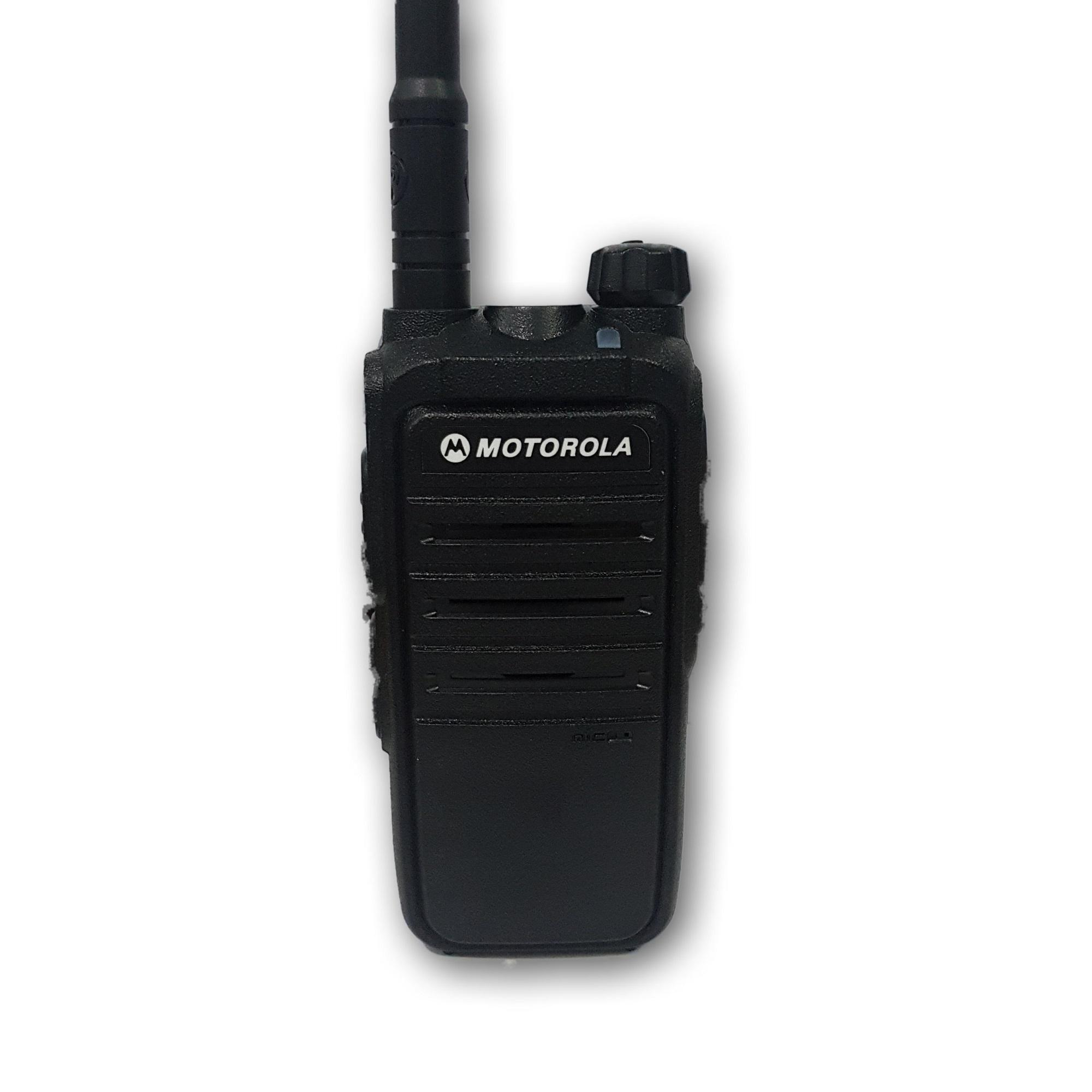 Bộ 2 Bộ đàm Motorola CP338 Plus-Cự ly liên lạc tối thiểu 1km trong nội thành- Siêu Bền(BN4) Nhật Bản