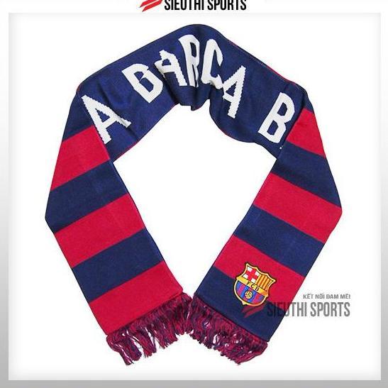 Hình ảnh khăn nỉ CLB Barcelona