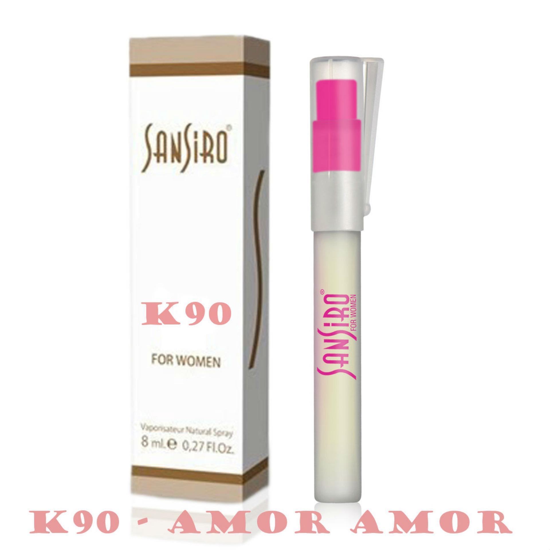 Nước hoa nữ Sansiro K90 8ml