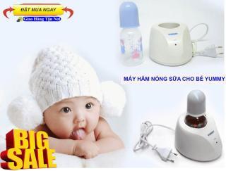 Hướng Dẫn Sử Dụng Máy Hâm Sữa, Máy hâm sữa cao cấp - May Ham Nuoc Pha Sua, Máy ủ sữa cho bé nhập khẩu, TẶNG KEM BÌNH SỮA CAO CẤP, Giảm SỐC, Bảo hành VÀNG 1 ĐỔI 1. thumbnail