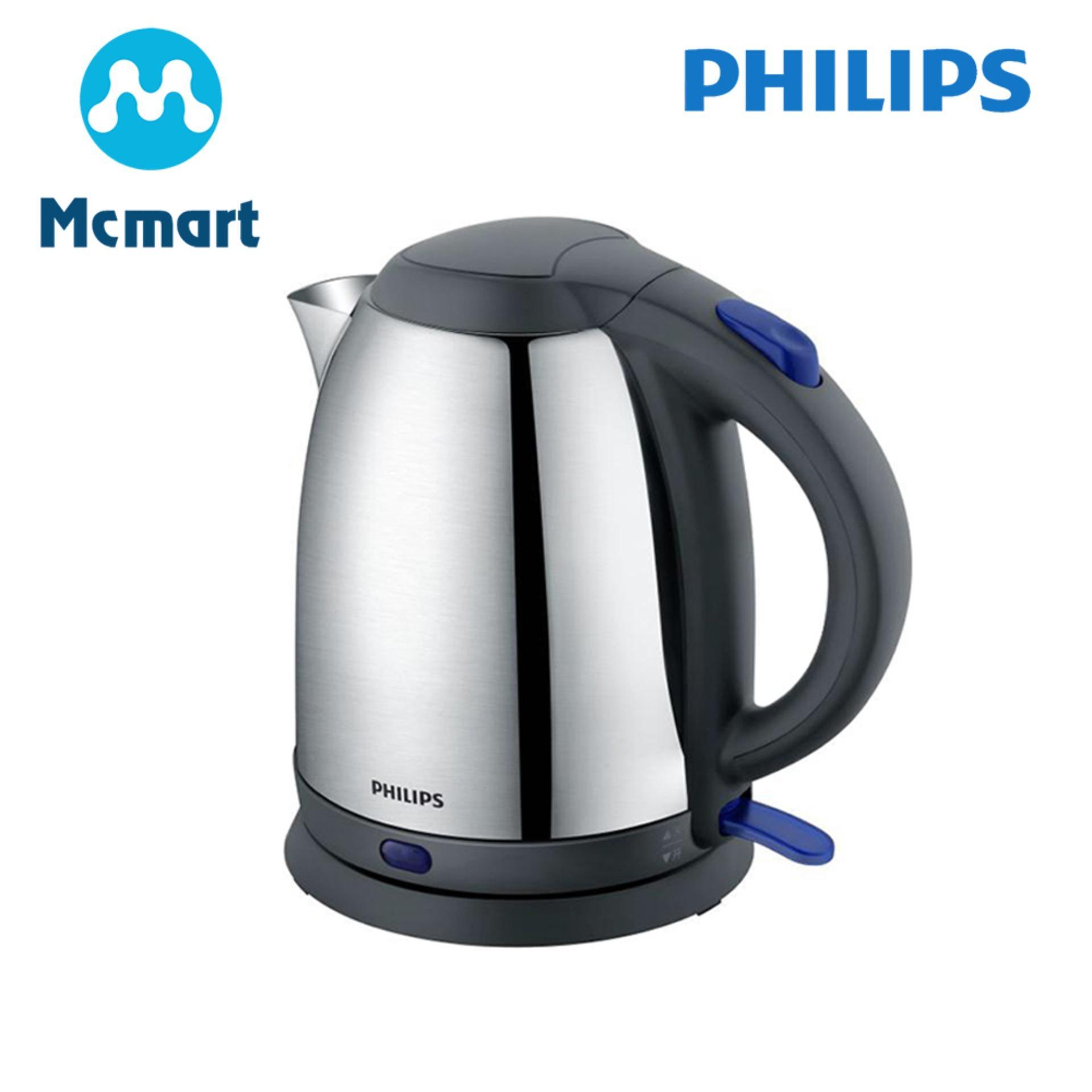 Hình ảnh Bình siêu tốc Philips HD9313 1.5L (Trắng) - Tương đương HD9306