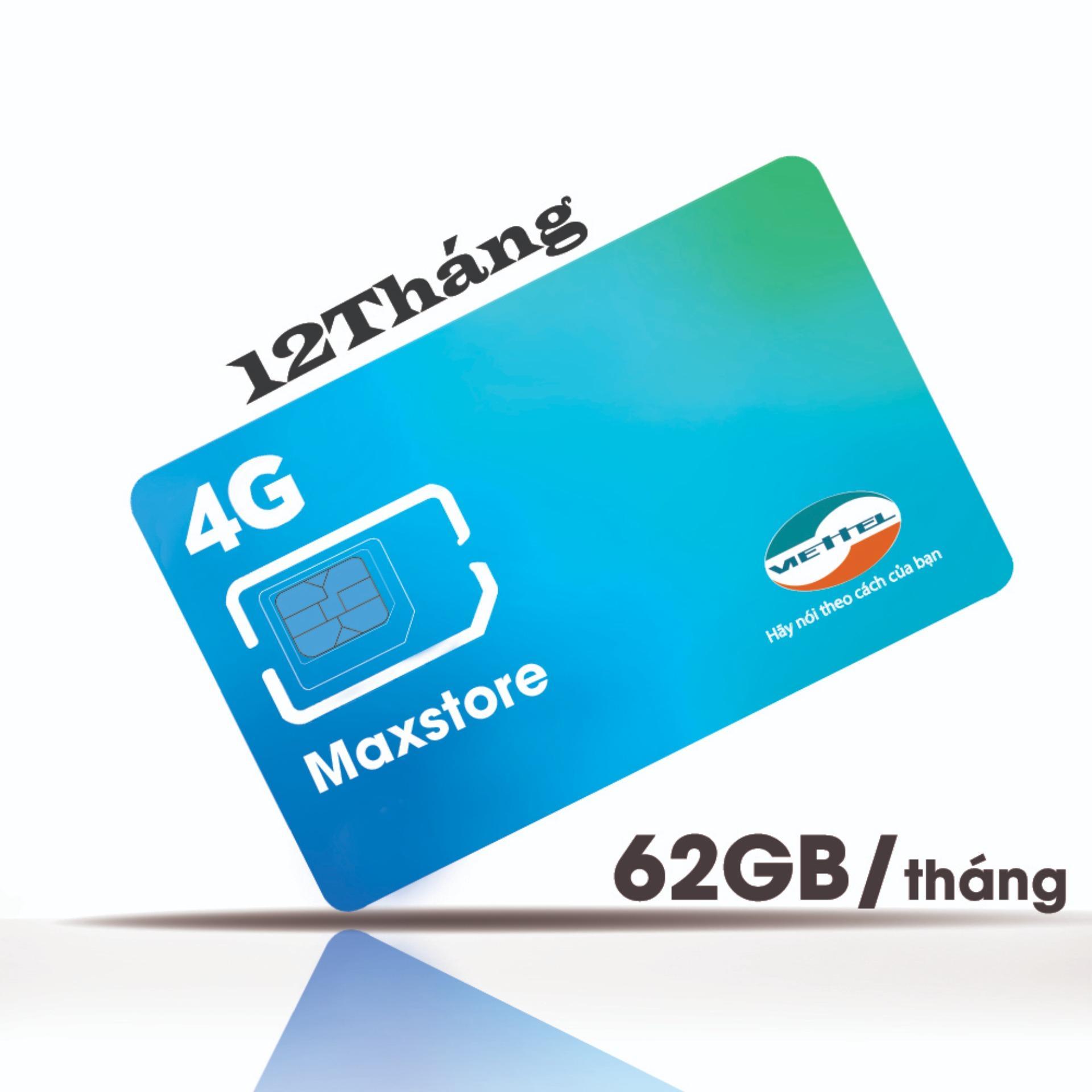 Hình ảnh Sim 4G Viettel Siêu tốc ST90 (60Gb / tháng) tốc độ 4G Maxstore.Sử dụng toàn quốc