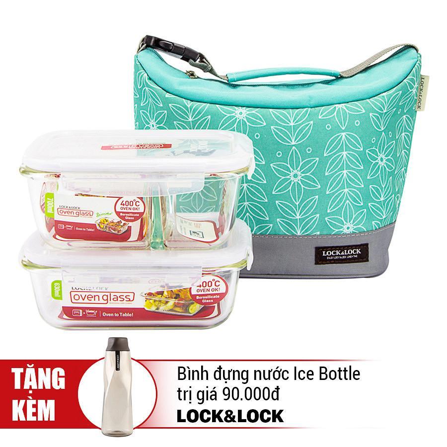 Mua Home Kitchen Canisters Jars Locklock Online Gi Tt Food Container Classics 26l Hpl826 B Ti Hp Cm Thy Tinh 3ea Llg428m2 Xanh Mint