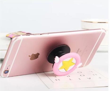 Hình ảnh Popsocket - giá đỡ điện thoại thông minh siêu hot (Giao hình ngẫu nhiên)