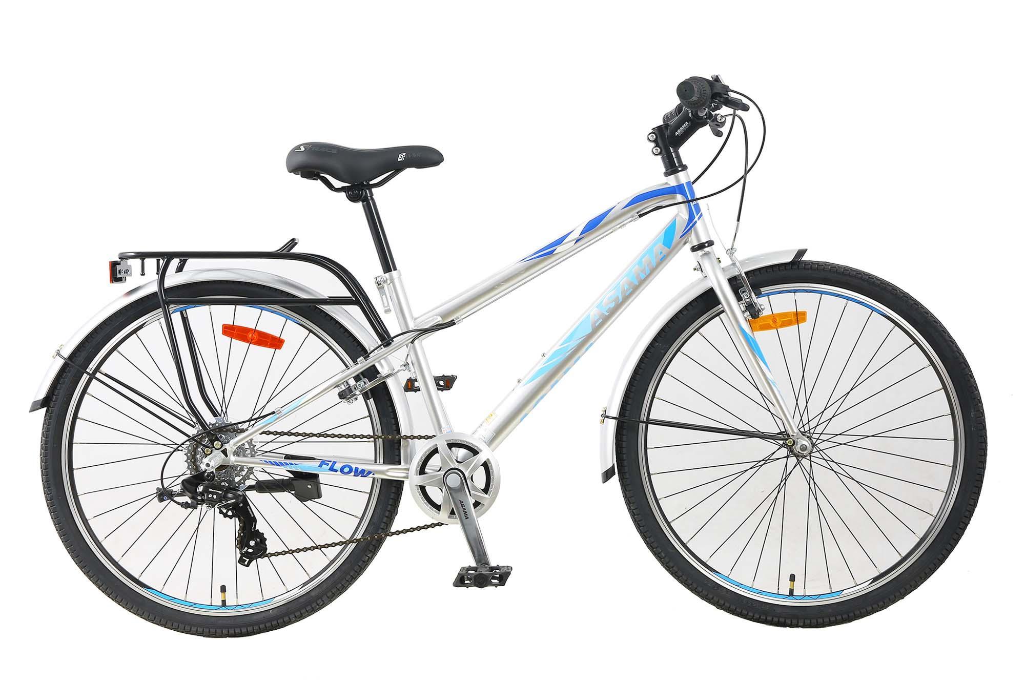 Mua Xe đạp thể thao Asama TRK - FL 2601(Bạc)