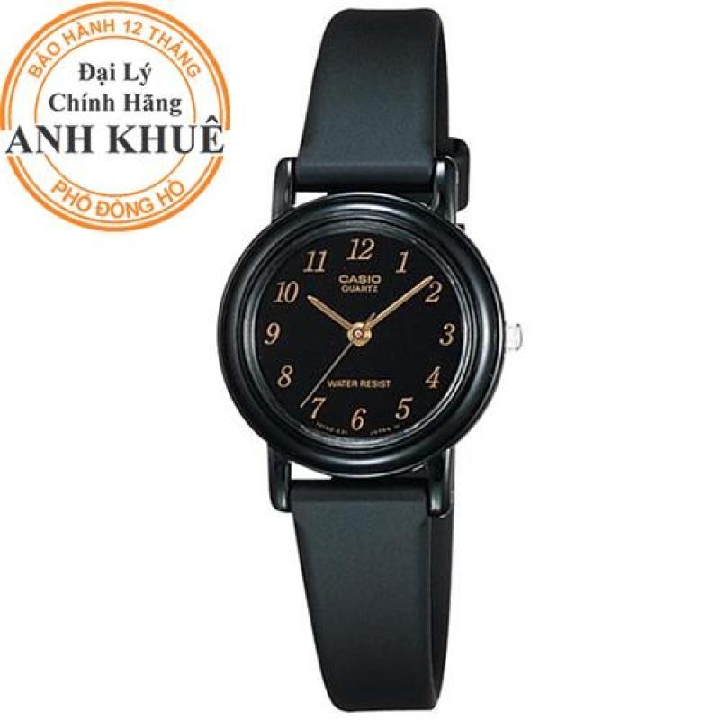 Nơi bán Đồng hồ nữ dây nhựa Casio Anh Khuê LQ-139AMV-1LDF