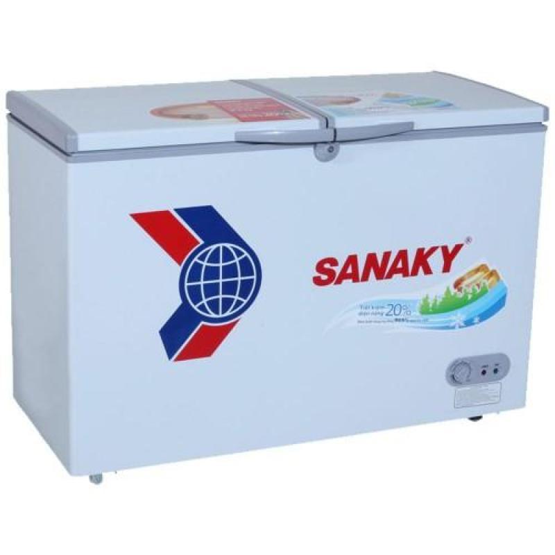 Bảng giá Tủ Đông dàn đồng Sanaky VH-3699W1 (2 Ngăn Đông, Mát 360 Lít) Điện máy Pico