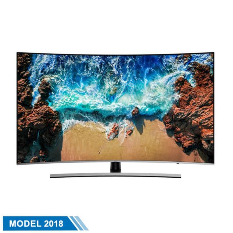 Bảng giá Smart TV Samsung UHD màn hình cong 55inch 4K Ultra HD - Model UA55NU8500KXXV (Đen) - Hãng phân phối chính thức
