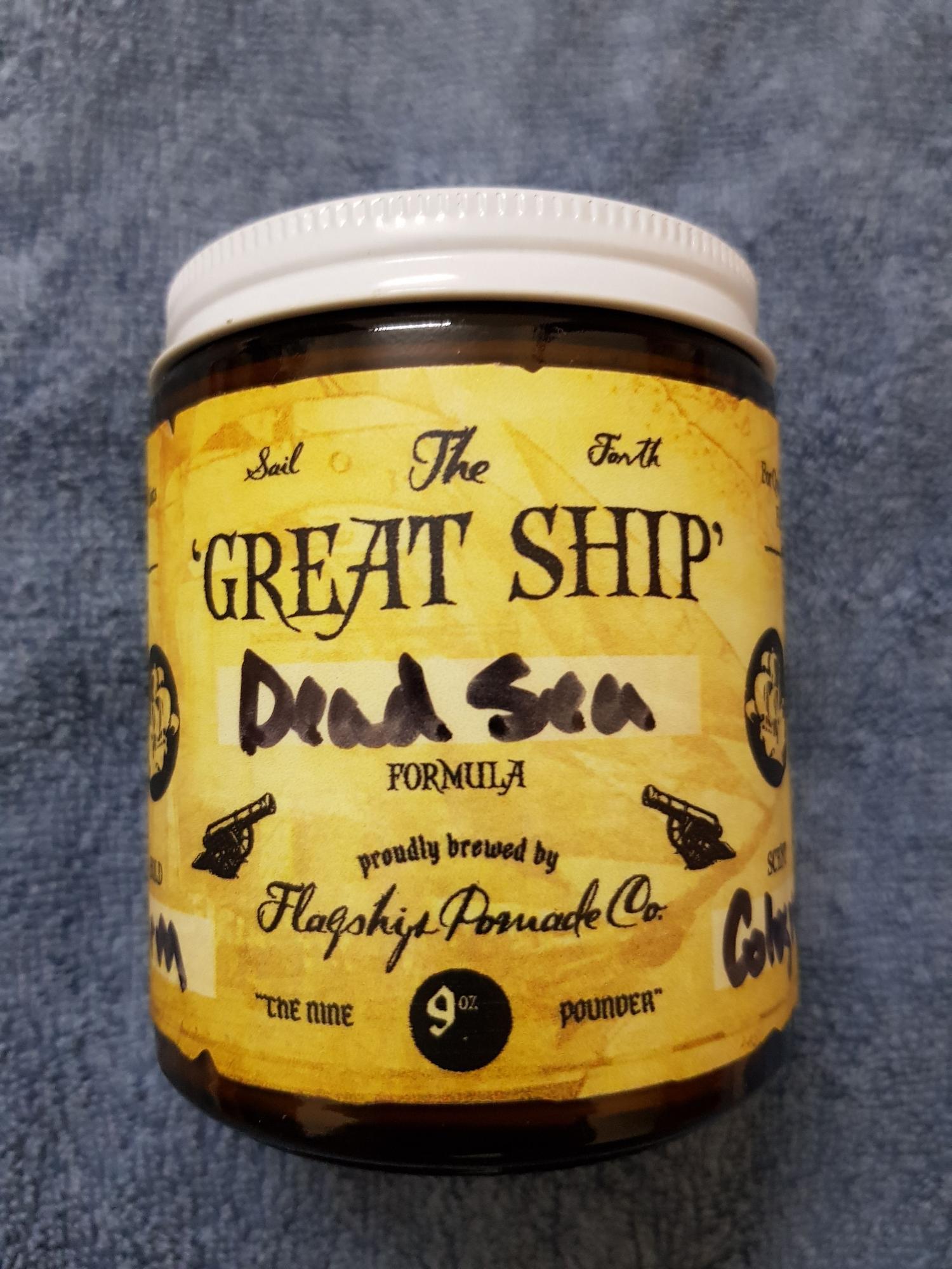 Chiết Khấu Sap Vuốt Toc Greatship Deadsea Flagship Hà Nội
