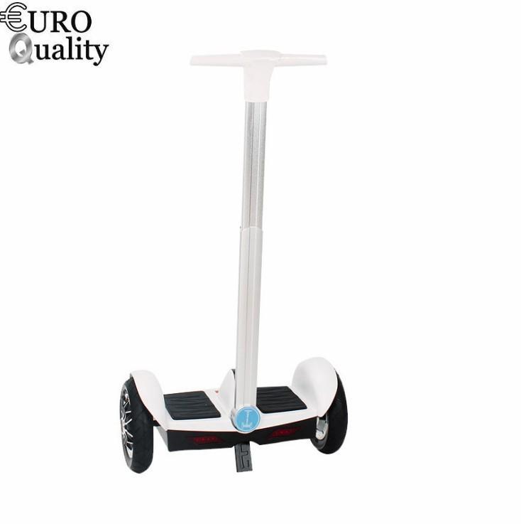 Xe điện cân bằng, xe điện thể thao Euro 09 (Trắng)