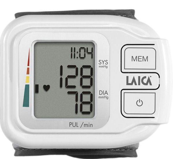 Nơi bán Máy đo huyết áp điện tử cổ tay Laica-BM1004
