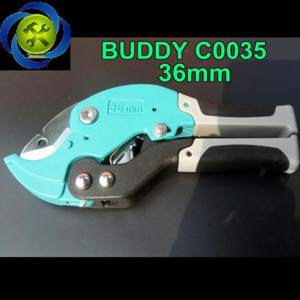 Kéo cắt ống Pvc Buddy C0035 cắt ống 36mm