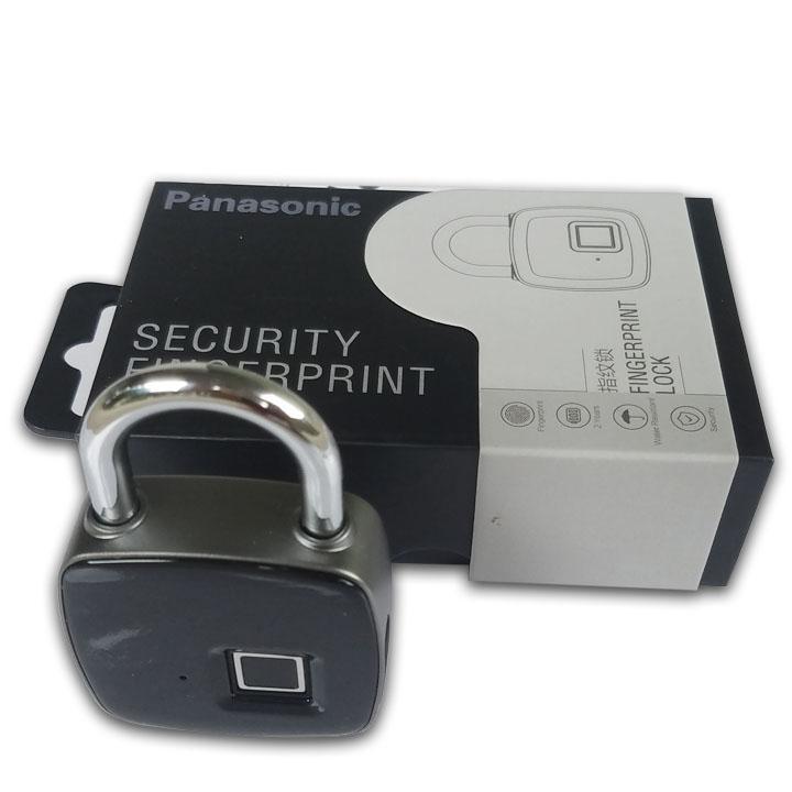 khóa vân tay cao cấp Pana 001s