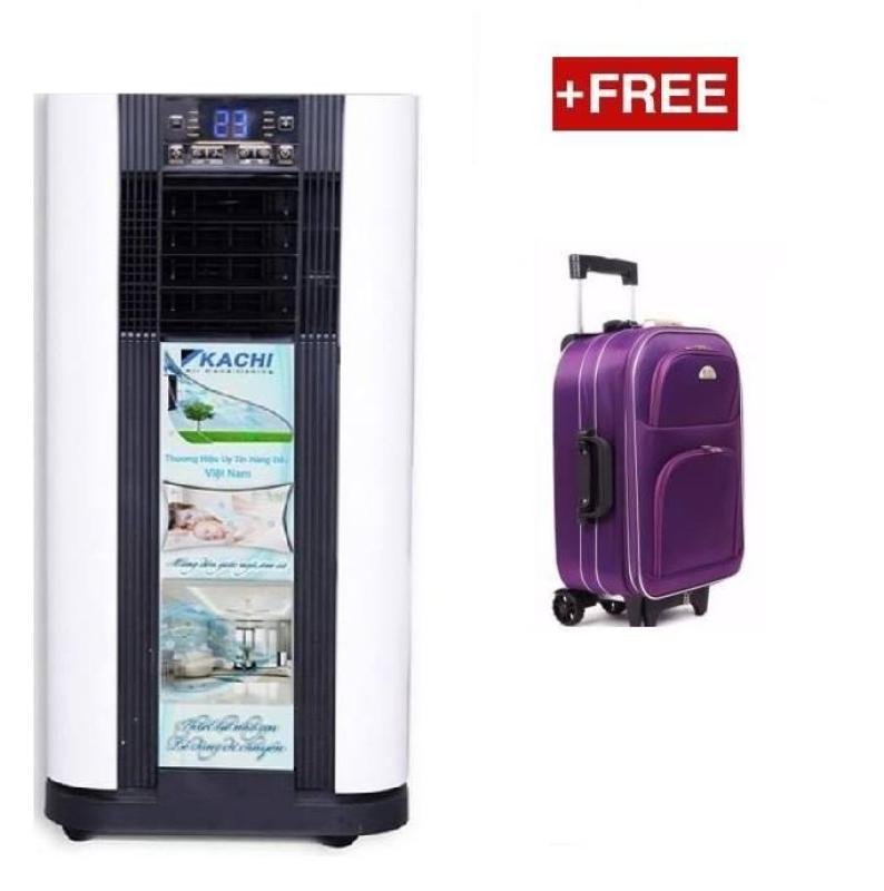 Bảng giá Máy lạnh di động 1HP 9000BTU Kachi MK20 (KC-ML01) Combo Free Vali Biti Tím 2 Điện máy Pico