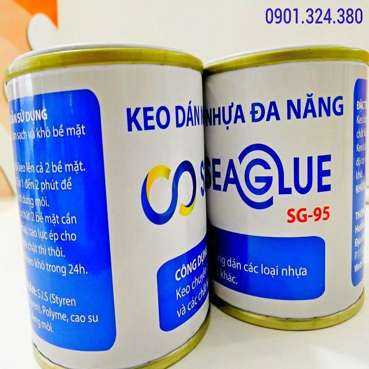 Keo Dán Nhựa SeaGlue Bám Dính Và Chịu Nước Tốt