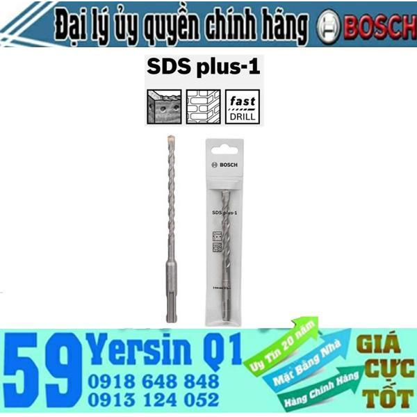 Mũi khoan búa SDS plus1 dài 460
