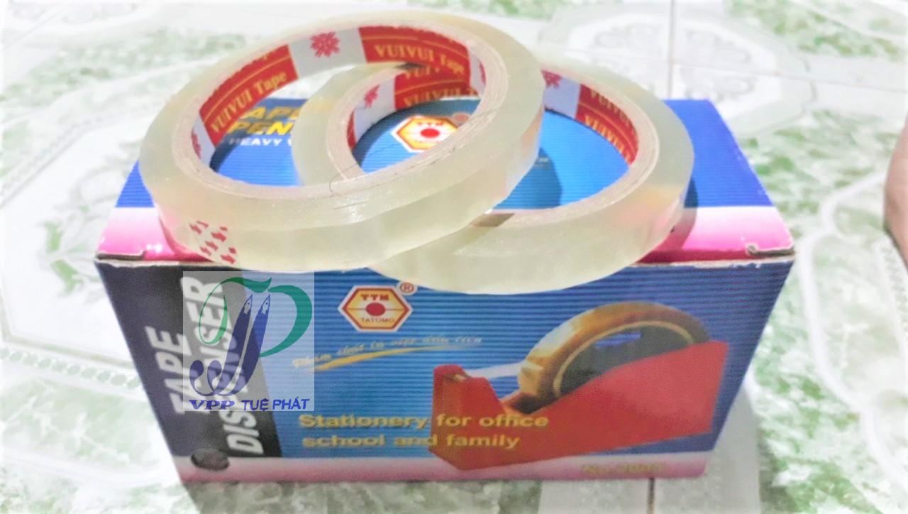 Mua Dụng cụ cắt keo No.2005 tặng 2 cuộn băng keo 1.2p