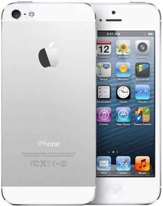Hình ảnh Điện Thoại IPhone 5 Quốc Tế
