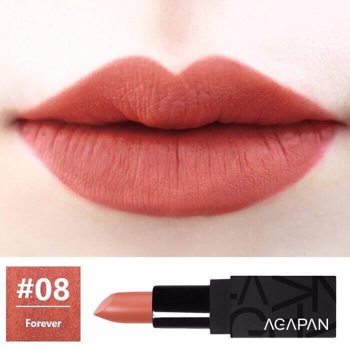 Bán Mua Son Thỏi Li Agapan Pit A Pat Matte Lipstick 3 5G 08 Forever Cam Đất Mới Hồ Chí Minh