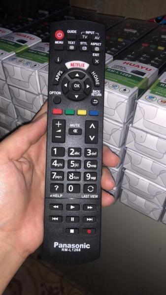 Bảng giá Điều khiển TV Panasonic RM - L1268